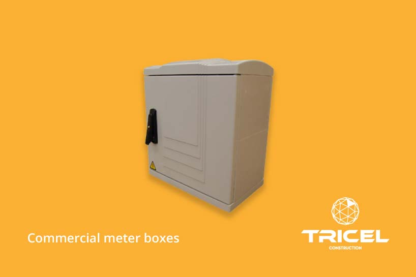 Tricel Commercial Meter Boxes