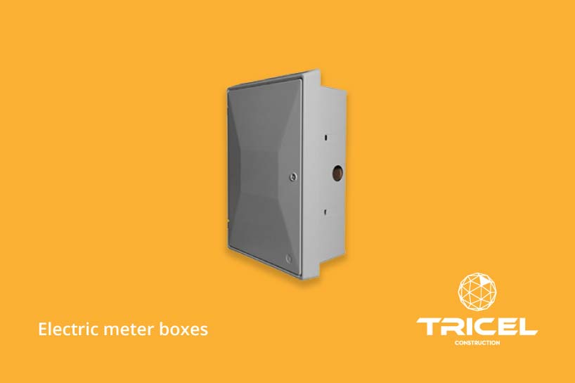Tricel Electrical Meter Boxess
