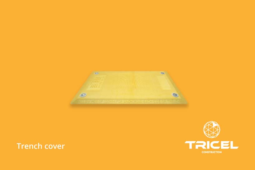 Tricel Trench Cover