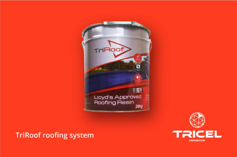 Tricel TriRoof Roofing System