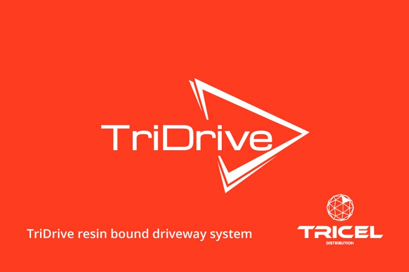 Tricel TriDrive Resin Bound Driveway System