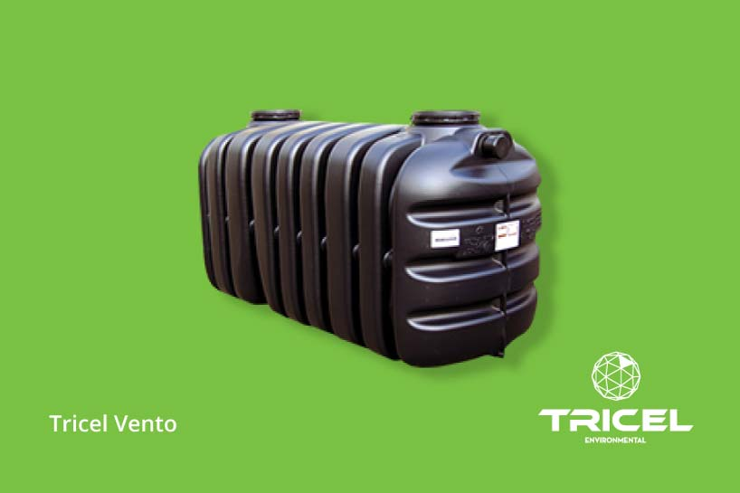 Tricel Vento Septic Tank