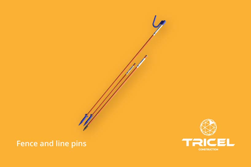 Tricel's Fence & Line Pins